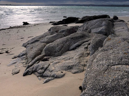 la belle plage de Jonville