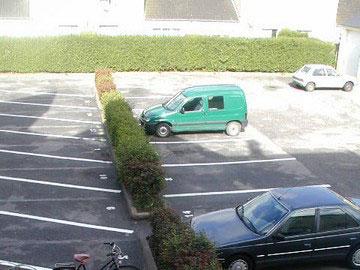 parking privé et sécurisé pour votre plus grand confort